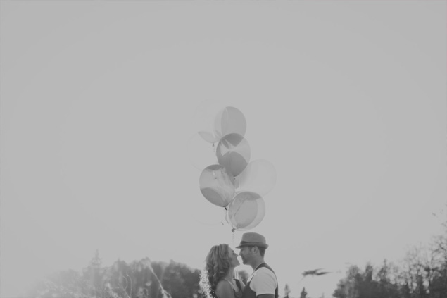 Balloon Engagement Shoot