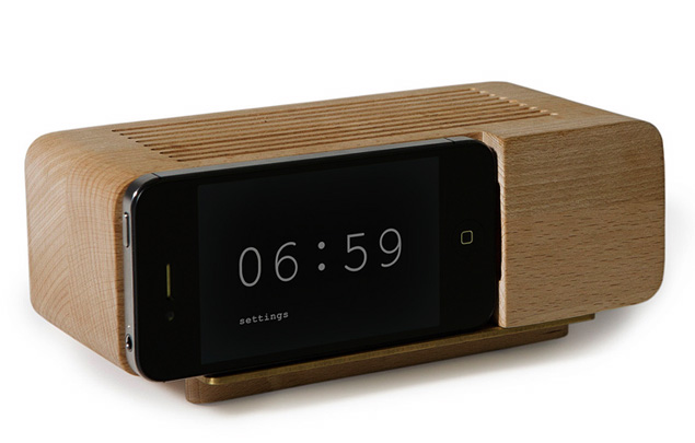 iPhone Alarm Dock