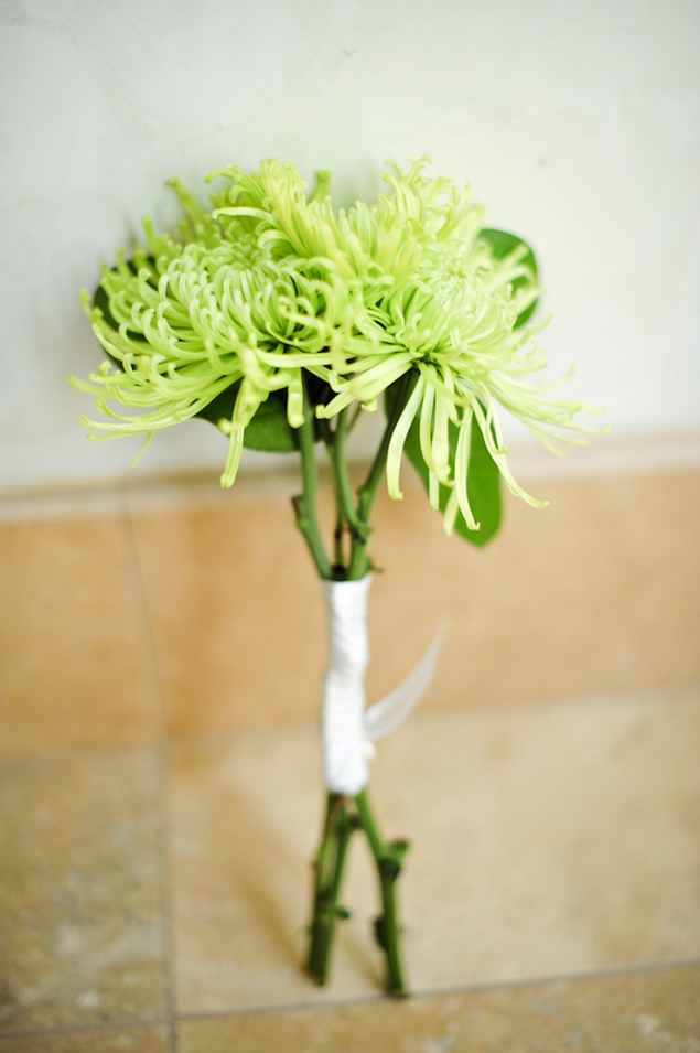 Lime Green Bouquet