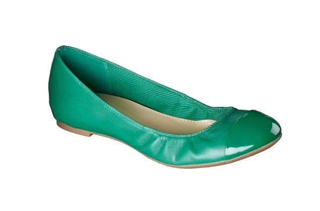 Green Wedding Flats