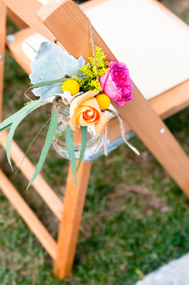 Ceremony Chair decor