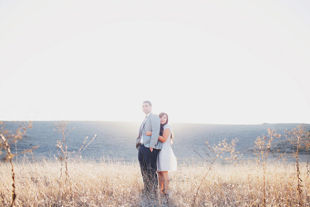 Dreamy Engagement Photography
