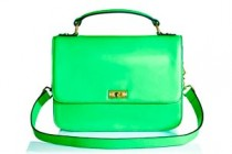 Lime Green Purse