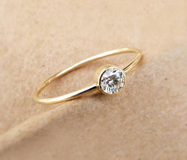 Handmade Diamond Ring