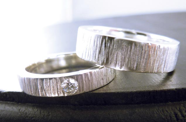 Handmade Diamond Rings