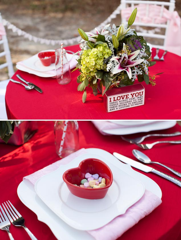 Valentine's Wedding Shoot