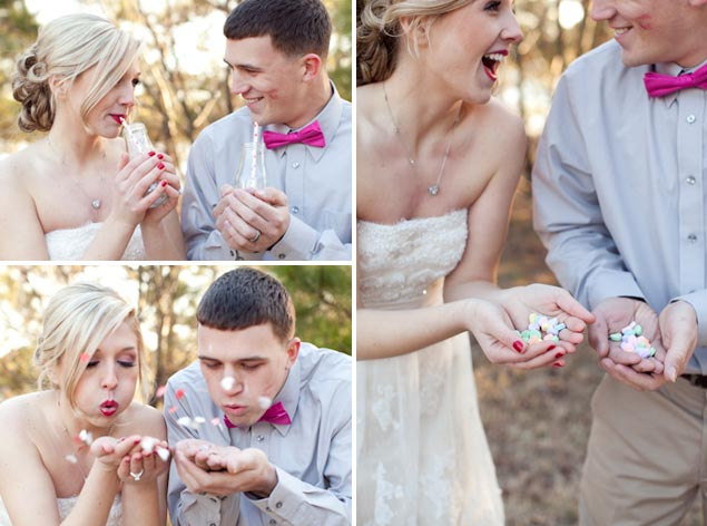 Pink Styled Wedding Shoot