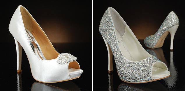 Wedding Shoes from My Glass Slipper
