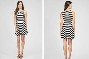 Sam Stripe Dress