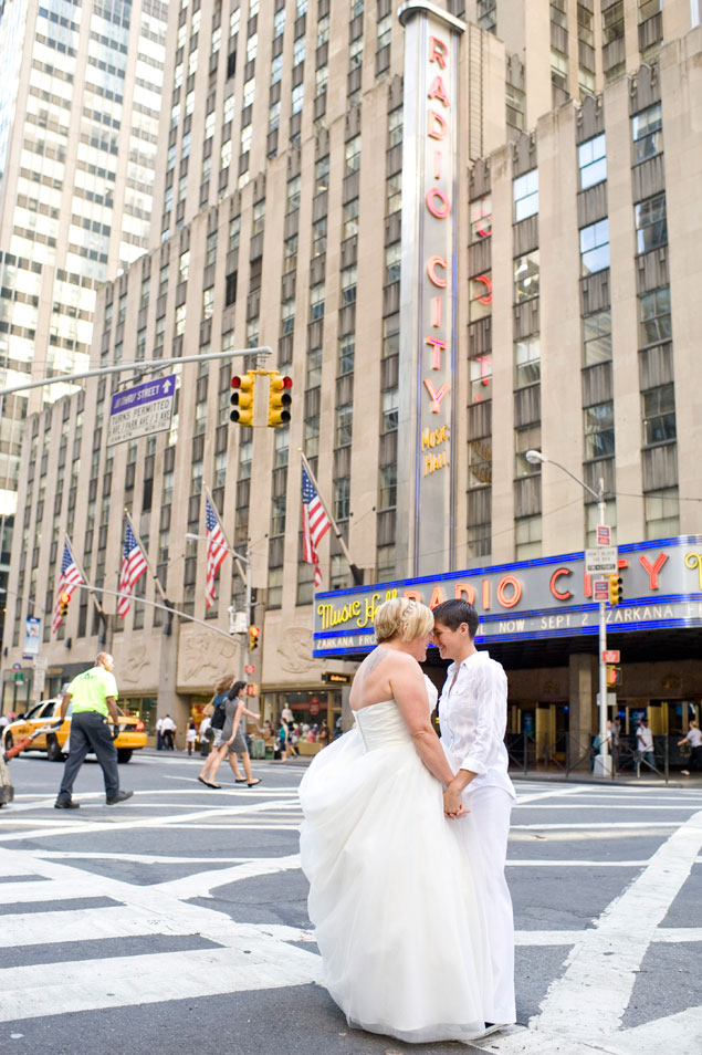 NYC Wedding Photos