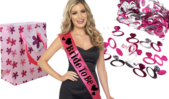 Bachelorette Party Accessories From HenStuff