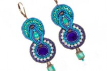 Indigo Earrings