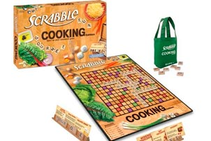 scrabble cooking