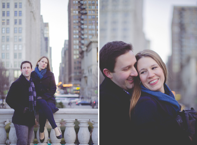 Chicago Engagement Shoot