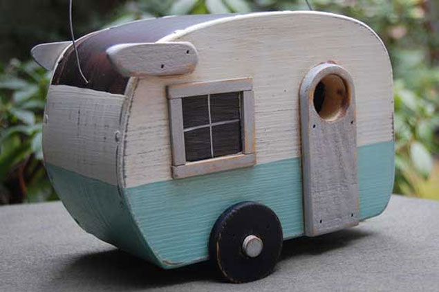 Trailer Birdhouse