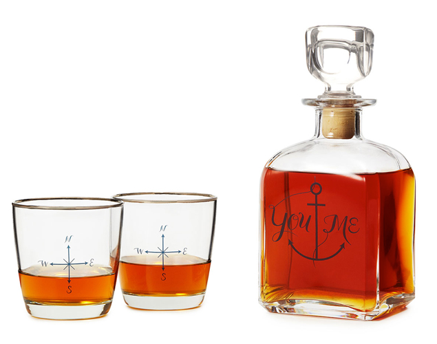 Anchor Decanter Set