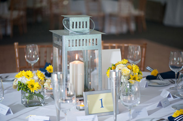 Wedding Table Lanters