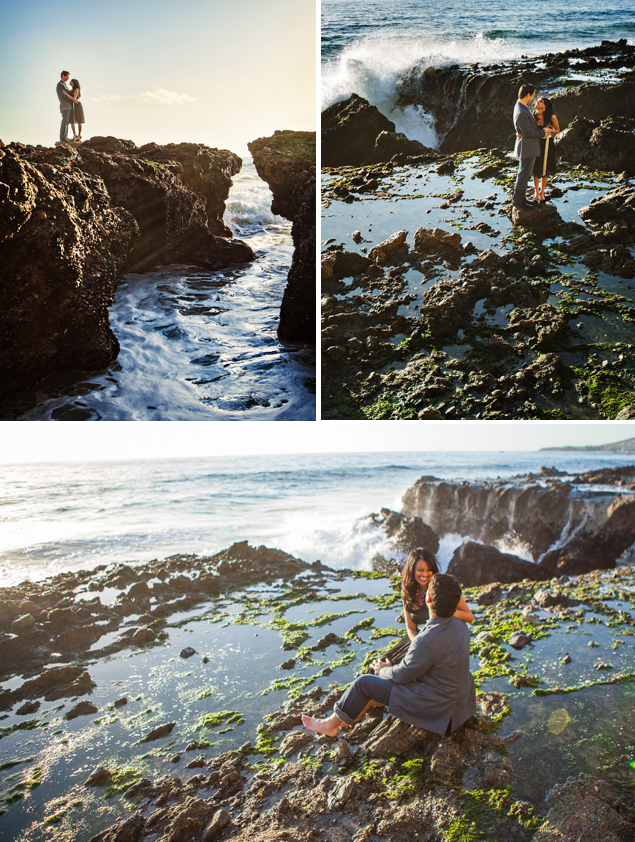 Ocean Engagement Shoot