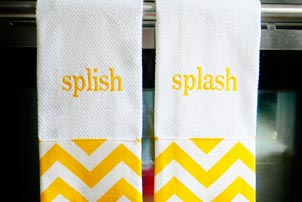 Splish Splash Towels