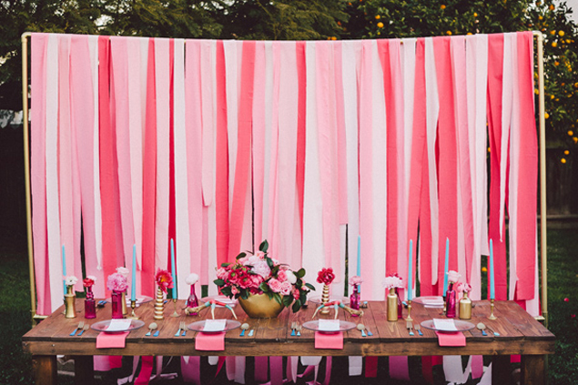 Wedding Backdrop Inspiration
