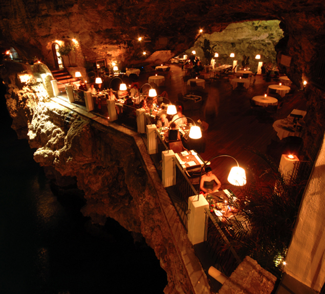 Unique Wedding Venue: On the Rocks