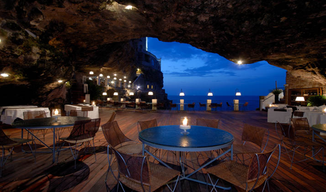 Unique wedding venue on the rocks for Unique places to have a wedding