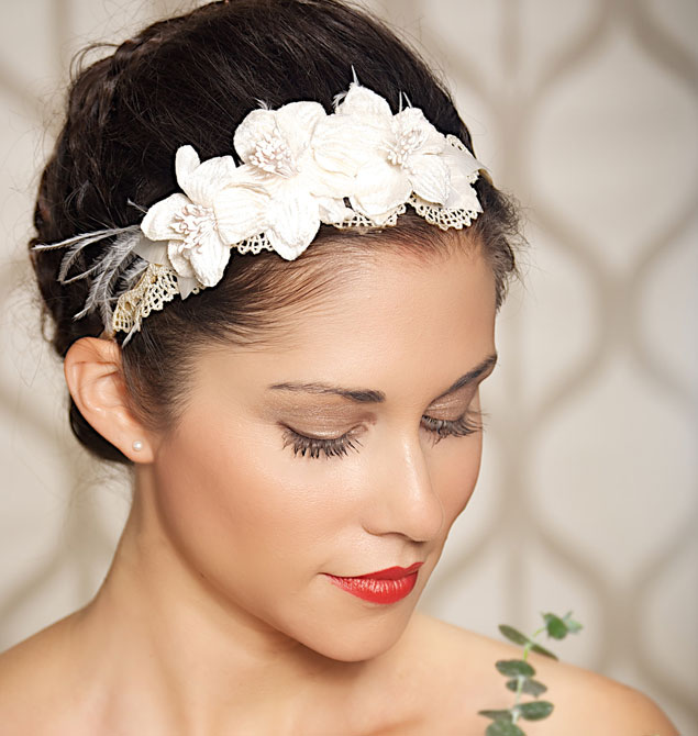 etsy eye bridal headbands