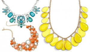 Colorful Statement Necklaces
