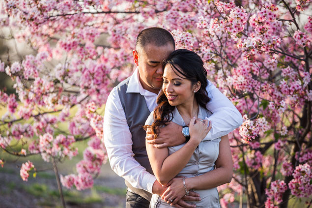 Spring Engagement Shoot