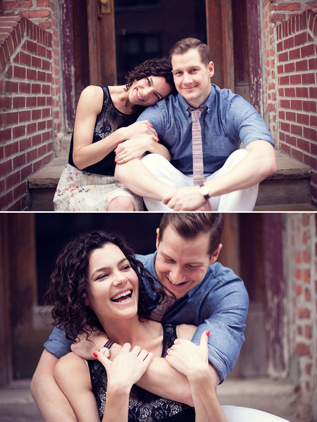 New York Engagement Shoot
