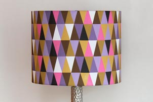 Geometric Lamp Shade