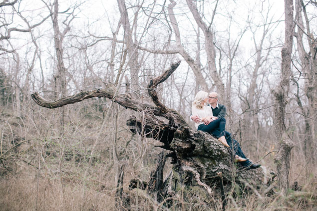 Woods Engagement Shoot