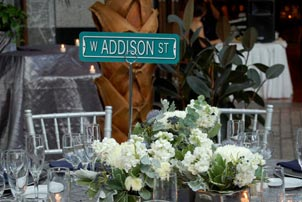 Street Sign Table Numbers