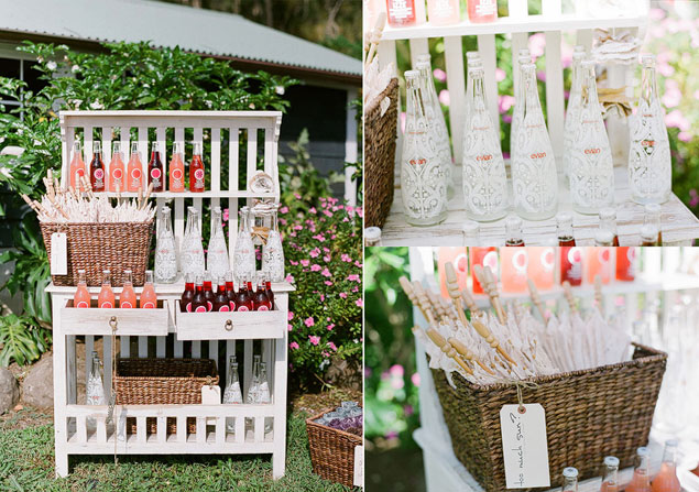 Wedding Drink Stations