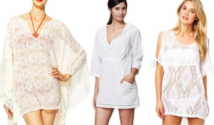 White Honeymoon Coverups