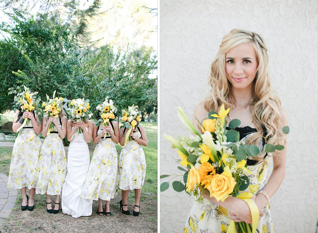 Yellow Bouquet Inspiration