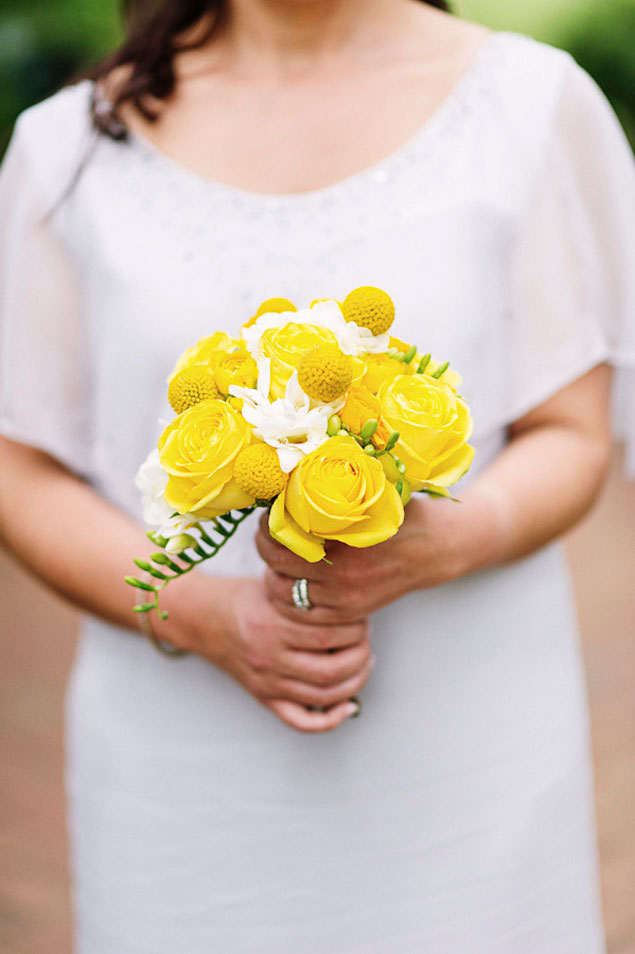 Wedding inspiration yellow wedding bouquets wedloft mightylinksfo