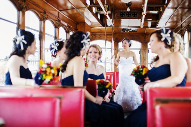 Wedding Trolly