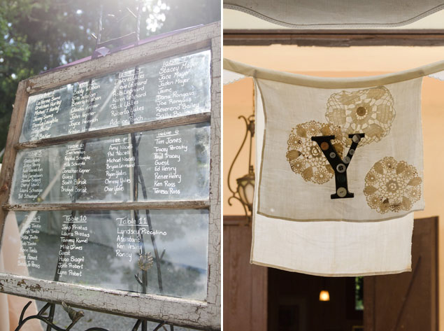 DIY Personalized Wedding Details