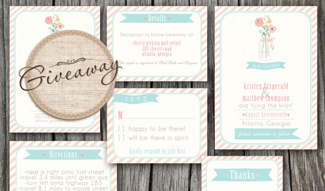 Wedding Giveaway Ideas 2013 : ... 2013 author wedding window posted in giveaways contests 133 comments