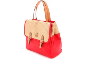 Red Tory Burch Bag