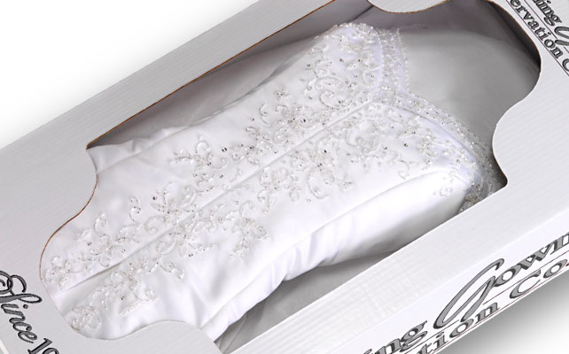 Wedding Dress Box Storage