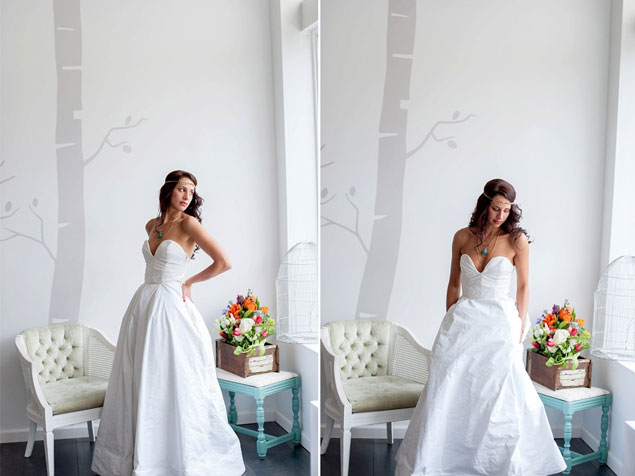 Couture Handmade Wedding Gowns