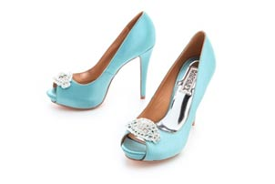 Something Blue Pumps