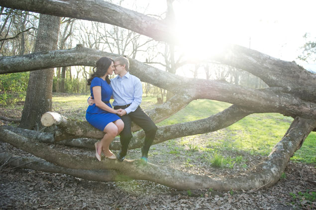 Zoo Engagement Shoot
