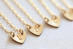 Bridesmaid Necklaces