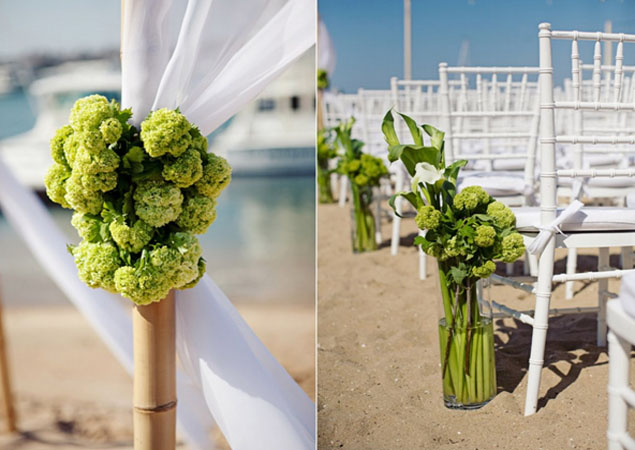 Lime Green Wedding Inspiration