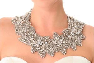 Jenny Packham Bib Necklace