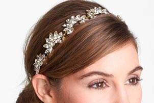 Bridal Head Wrap