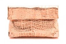 Gold Lane Clutch
